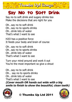 say_no_to_soft_drink